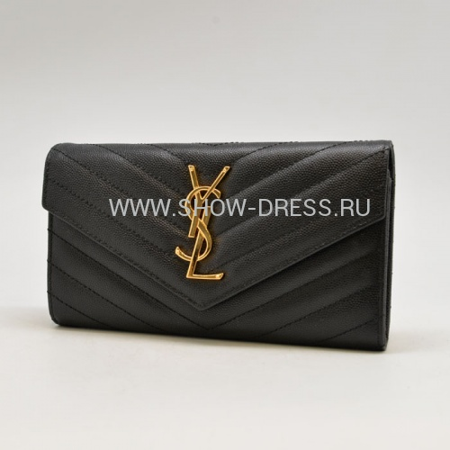 Кошелек Saint Laurent Monogram LE-738