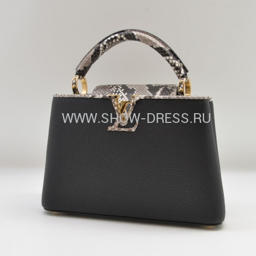 Сумка Louis Vuitton Capucines PM R-1447