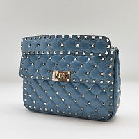 Сумка Valentino Rockstud Spike medium  R-1424