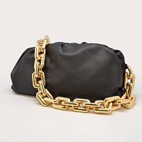Клатч на цепочке  Bottega Veneta The Pouch K-2396