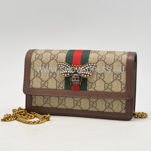 Сумка Gucci Queen Margaret GG mini bag LE-214
