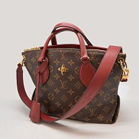 Сумка Louis Vuitton Flower Zipped Tote  O-2329